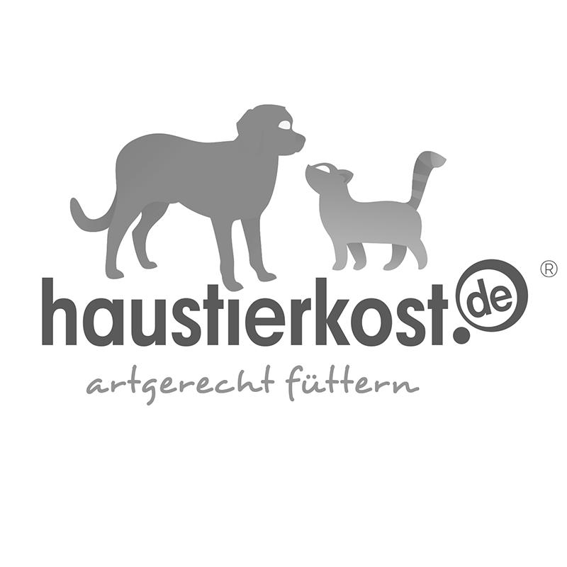 haustierkost.de Strauß Knacker getrocknet, 6 Stück, 95g
